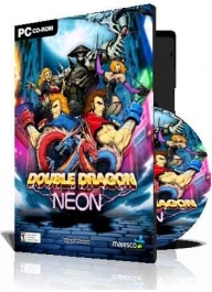 فروش بازی (Double Dragon Neon (1DVD