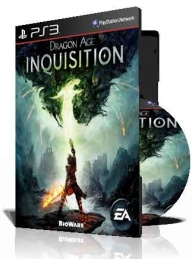 بازی (Dragon Age Inquisition cfw 4.65+ (4DVD