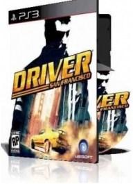 نسخه فیزیکی (Driver San Francisco PS3 (2DVD