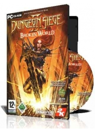 بازی (Dungeon Siege 2 Broken World (1DVD