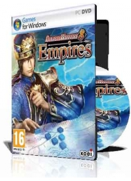 فروش بازی (Dynasty Warriors 8 Empires (3DVD