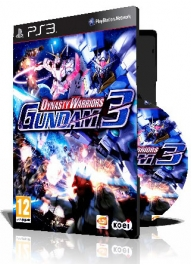 (Dynasty Warriors Gundam PS3 (2DVD