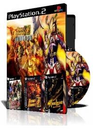 Dynasty Warriors 3 Trilogy سه عدد بازی با قاب وچاپ روی دیسک