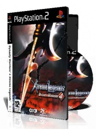 Dynasty Warriors 4 Xtreme Legends