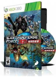 بازی Earth Defense Force 2025