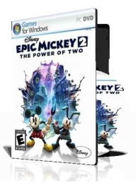 خرید بازی (Epic Mickey 2 The Power of Two (2DVD