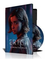 بازی فیلمی هیجان انگیز کامپیوتر Erica