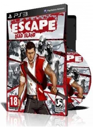 خرید بازی (Escape Dead Island cfw 4.65+ (1DVD