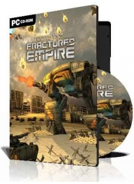 بازی (Exodus Wars Fractured Empire (1DVD