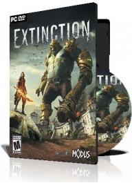 خرید درب منزل بازی ماجرایی (Extinction (1DVD
