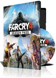 (FAr Cry 4 All DLC CFW 3.55+(1DVD