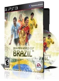 (FIFA World Cup Brazil 2014 Fix 3.55 (2DVD