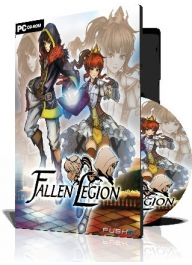 فروش درب منزل بازی (Fallen Legion Plus (1DVD
