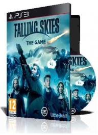 بازی زیبای (Falling Skies The Game Fix 3.55 (1DVD