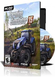 فروش بازی (Farming Simulator 15 (1DVD