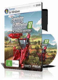 (Farming Simulator 17 Platinum Edition (2DVD