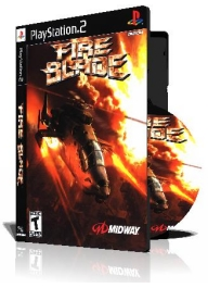 FireBlade با کاور کامل و قاب وچاپ روی دیسک