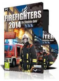 (Firefighters 2014 The Simulation Game (1DVD