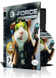 (G-Force PS3 (1DVD