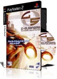 G Surfers با کاور کامل و قاب وچاپ روی دیسک