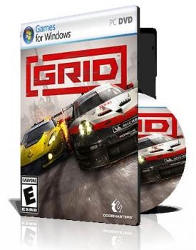نسخه کامپیوتری بازی (GRID 2019 (8DVD
