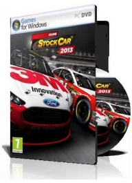 خرید بازی (Game Stock Car 2013 (2DVD