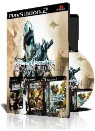 Ghost Recon Collection سه عدد بازی با قاب وچاپ روی دیسک