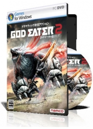خرید بازی (God Eater 2 Rage Burst (2DVD