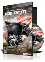 خرید بازی (God Eater 2 For PSP (1DVD