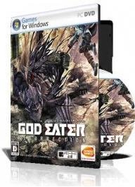 فروش بازی (God Eater Resurrection (3DVD