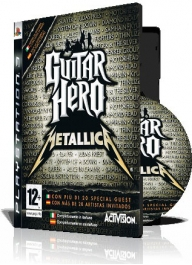 (Guitar Hero Metallica PS3 (2DVD