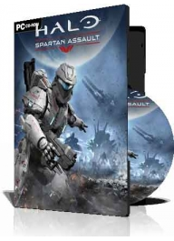خرید بازی (Halo Spartan Assault (1DVD