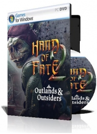 فروش بازی (Hand of Fate 2 Outlands and Outsiders (1DVD