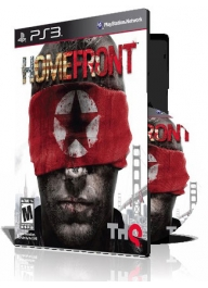 (Homefront PS3 (2DVD