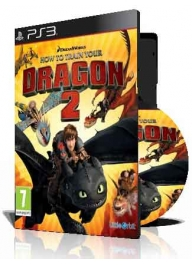 (How to Train Your Dragon 2 cfw 4.55 (1DVD