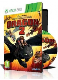 نسخه دوم بازی How to Train Your Dragon 2