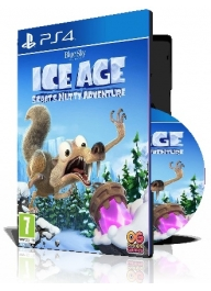 بازی پر طرفدار (Ice Age Scrats Nutty Adventure (2DVD