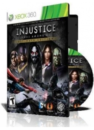 بازی Injustice Gods Among Us Ultimate Edition