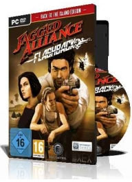 فروش پستی (Jagged Alliance Flashback (1DVD