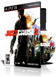 (Just Cause 2 PS3 (2DVD