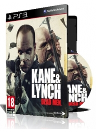 (Kane and Lynch 1 Dead Men PS3 (3DVD