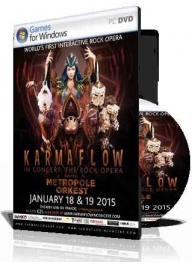 (Karmaflow The Rock Opera Videogame Act II (1DVD