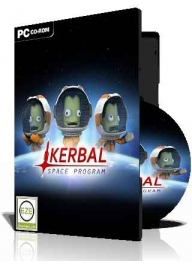 خرید بازی (Kerbal Space Program (1DVD