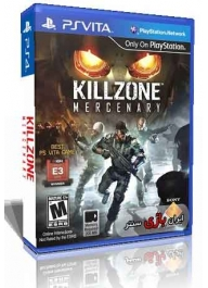 بازی اکشن Killzone Mercenary PS Vita