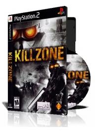 Killzone ps2 با کاور کامل و چاپ روی دیسک