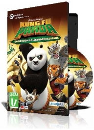 (Kung Fu Panda Showdown of Legendary Legends (1DVD