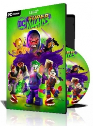 خرید بازی (LEGO DC Super Villains (2DVD