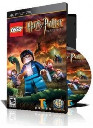 بازی پی اس پی LEGO Harry Potter Years 5-7