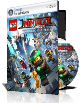 (LEGO Ninjago Movie Video Game (4DVD