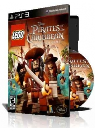 (LEGO Pirates of the Caribbean PS3 (2DVD